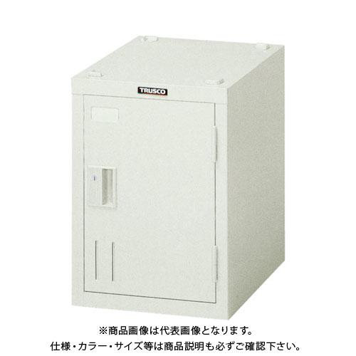 【個別送料2000円】【直送品】 TRUSCO ミニロッカー 1人用 300X400XH440 シリンダ錠式 SHG1A