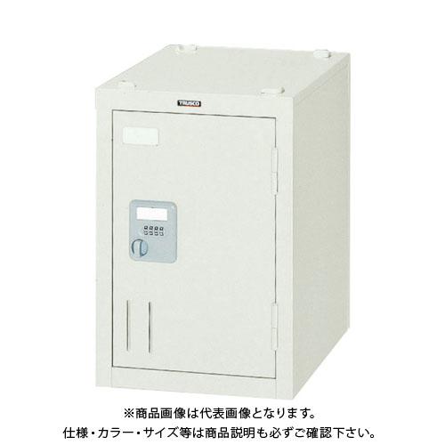 【個別送料2000円】【直送品】 TRUSCO ミニロッカー 1人用 300X400XH440 手ぶらキー錠 SHG1K