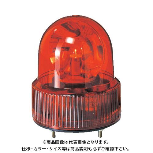 パトライト SKH-A型 小型回転灯 Φ118 オールプラスチックタイプ SKH-120A-R