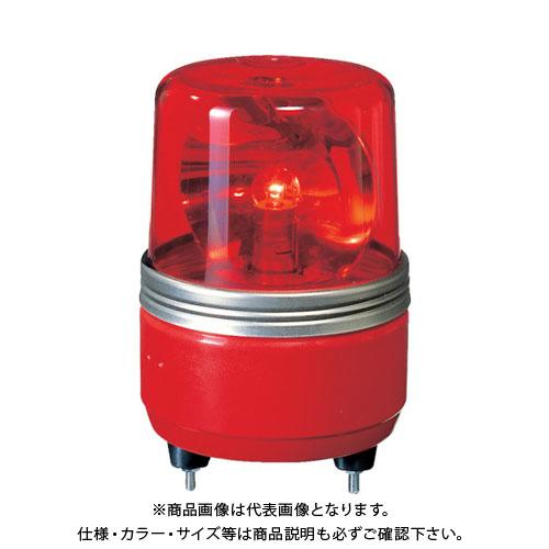 パトライト SKH-EA型 小型回転灯 Φ100 SKH-100EA-R