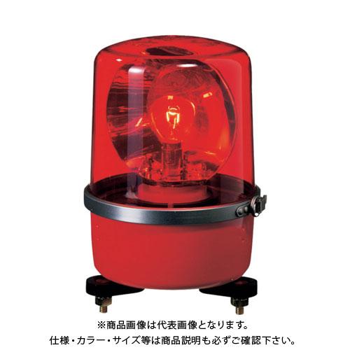 パトライト SKP-A型 中型回転灯 Φ138 SKP-104A-R