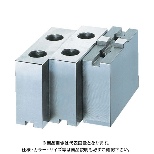 TRUSCO 生爪ビクター用 チャック9N・10インチ SJ-100