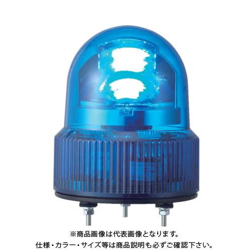 パトライト SKHE型 LED回転灯 Φ118 オールプラスチックタイプ SKHE-24-B