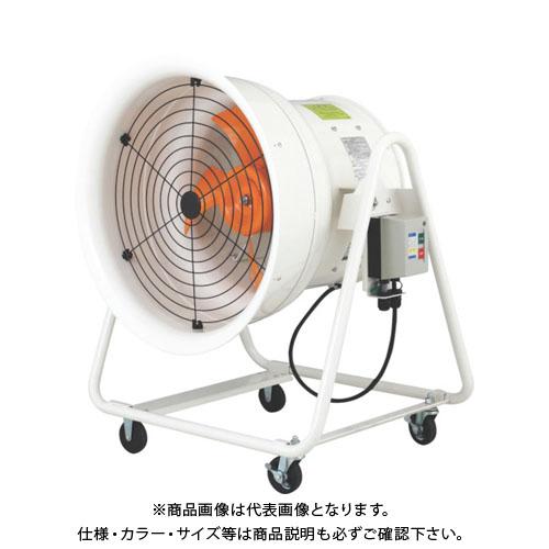 【運賃見積り】【直送品】 スイデン 送風機(軸流ファンブロワ)ハネ400mm三相200V SJF-404A