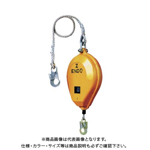 【代表画像 色/サイズ等注意】 【直送品】ENDO セルフロック SL-17H 120kg 17m SL-17H