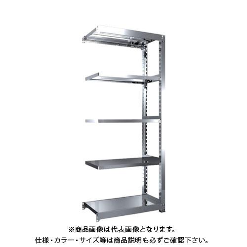 【直送品】 TRUSCO SM3型SUS棚 900X471XH2100 5段 連結 SM3-7355B