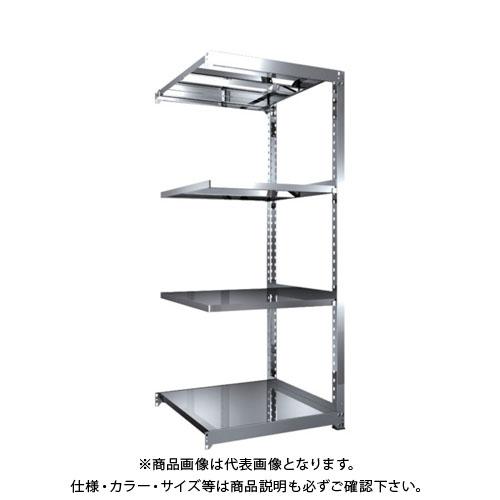 【直送品】 TRUSCO SM3型SUS棚 900X921XH2100 4段 連結 SM3-7394B