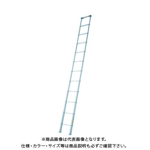 【直送品】ピカ 伸縮はしごスーパーラダーSL型 4.2m SL-400J