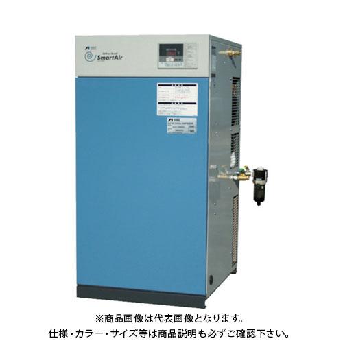 【直送品】アネスト岩田 オイルフリースクロールコンプレッサ SLP-37EFDM5