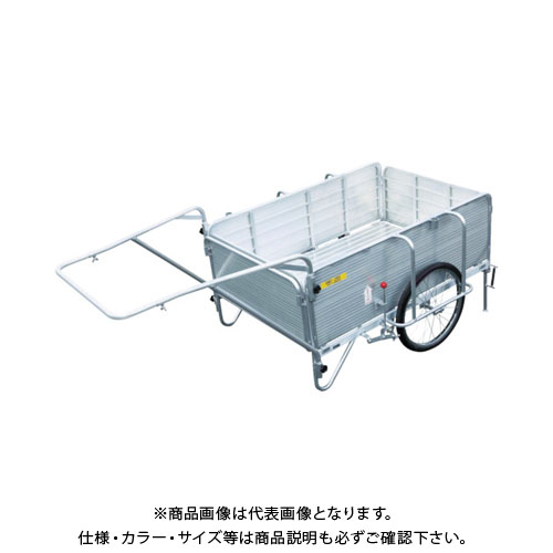 【運賃見積り】【直送品】 昭和 マルチキャリー ブレーキ・スタンド付 SMC-2BS