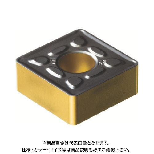サンドビック T-MAXPチップ COAT 10個 SNMG 19 06 16-HM:4325