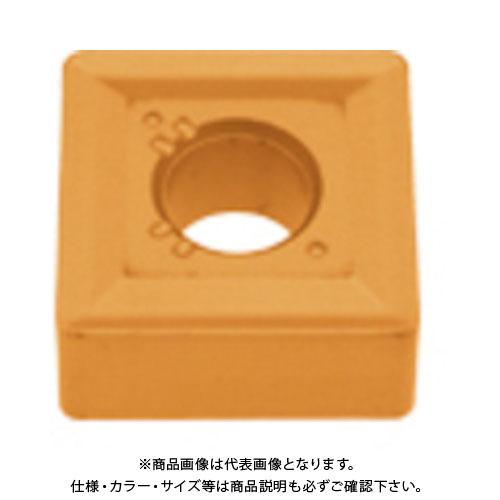タンガロイ 旋削用M級ネガTACチップ COAT 10個 SNMG150616:T9015