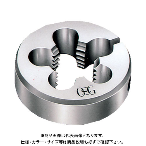 OSG ねじ切り丸ダイス 47614 SPD-50XPF1/2-14