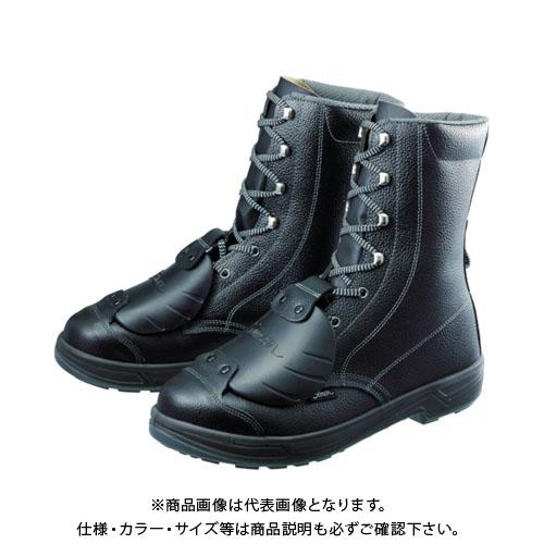 シモン 安全靴甲プロ付 長編上靴 SS33D-6 26.5cm SS33D-6-26.5
