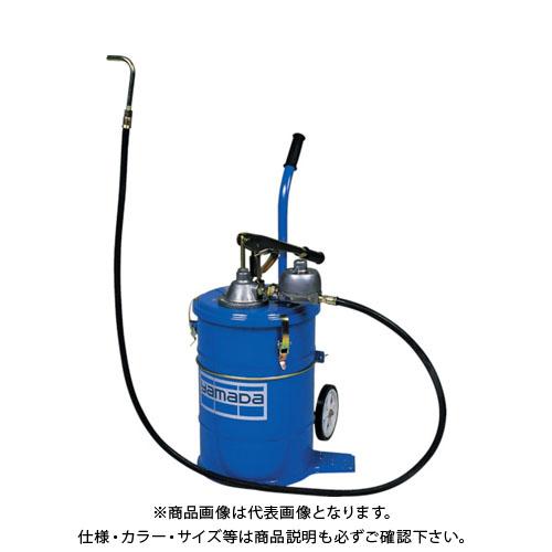 【運賃見積り】【直送品】ヤマダ オイル用ハンドバケットポンプ STB-60