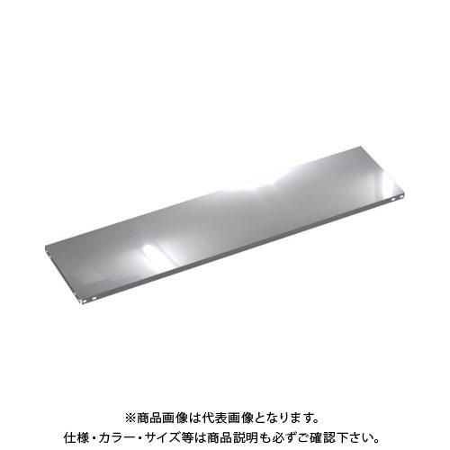 【運賃見積り】【直送品】 TRUSCO SUS304製軽量棚用棚板 1800X450 SU3-64