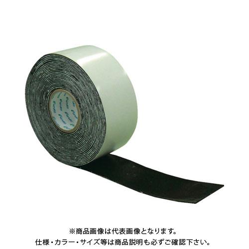 フルトー シーリングSTダクト黒1.0mm×40mm×5m (30巻入) ST-1.0405-BK