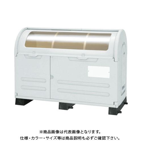 【運賃見積り】【直送品】 アロン ステーションボックス 透明#800B STB-C-800B