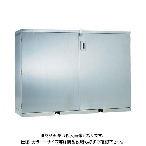 【直送品】 TRUSCO SUS304 一斗缶保管庫 10缶用 SU1KL-10