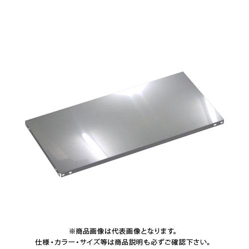 【運賃見積り】【直送品】 TRUSCO SUS430製軽量棚用棚板 1200X600 SU4-46