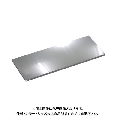 【運賃見積り】【直送品】 TRUSCO SUS430製軽量棚用棚板 1500X600 SU4-56
