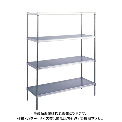 【直送品】 キャニオン ステンレスパンチングシェルフ SUSP460-1590-155