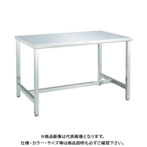 【直送品】 SUS304 1500X750 TRUSCO R天板作業台 SW3R-1575