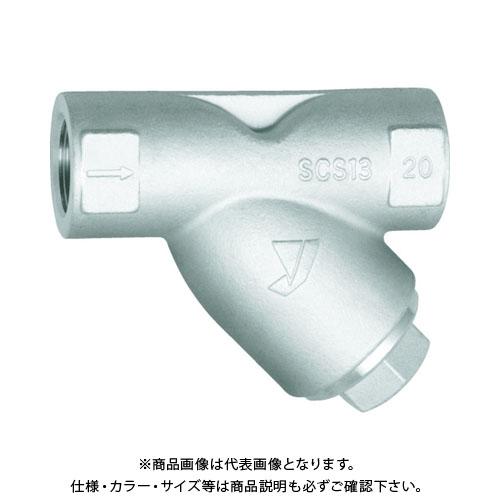 ヨシタケ Y形ストレーナ(80メ) 32A SY-17-80M-32A