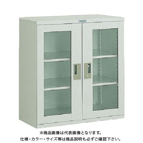 【個別送料1000円】【直送品】 TRUSCO バンラックケース M型 両開き扉 844X340XH880 T302-M