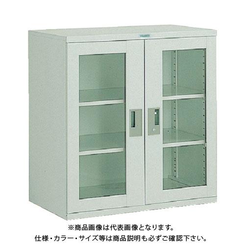 【個別送料1000円】【直送品】 TRUSCO バンラックケース L型 両開き扉 844X490XH880 T302-L
