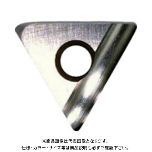 富士元 デカモミ専用チップ 超硬M種 TiAlNコーティング COAT 12個 T32GUX:NK6060