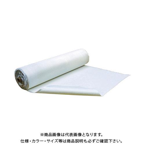 【運賃見積り】【直送品】TRUSCO ノンセラクロスロール 1.6X1000mm 20m 片面樹脂加工 TACR-16100C