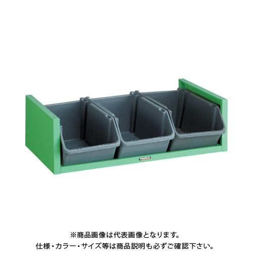 【個別送料1000円】【直送品】 TRUSCO コンテナラック 875×526×260 TC-4N