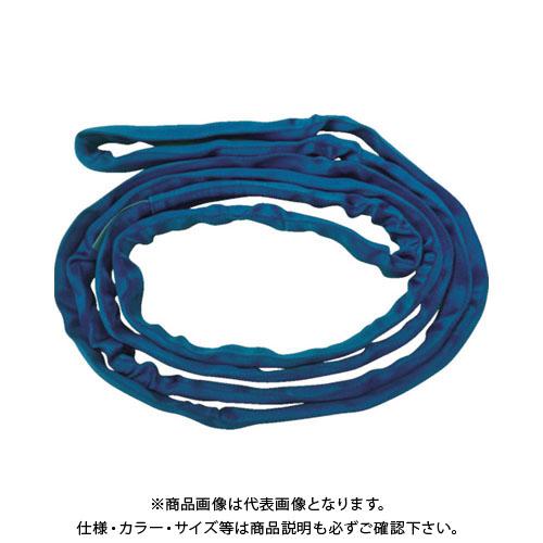 TESAC ブルースリングソフトN形(エンドレスタイプ)荷重1.6t 全長3m TBSN1.6TX3M