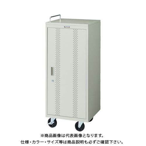 【個別送料2000円】【直送品】 TRUSCO タブレット収納ロッカー 16台用 TBL-16