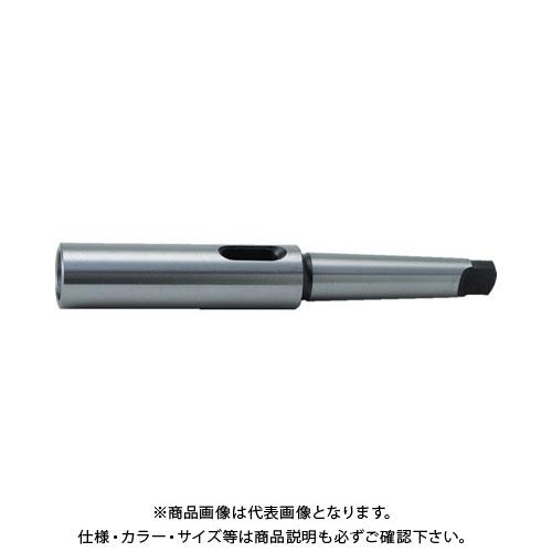 TRUSCO ドリルソケット焼入内径MT-2外径MT-4研磨品 TDC-24Y