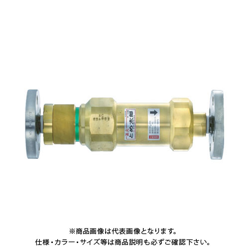 【直送品】ヤマト 乾式安全器 逆火止め太郎 TF-10AC