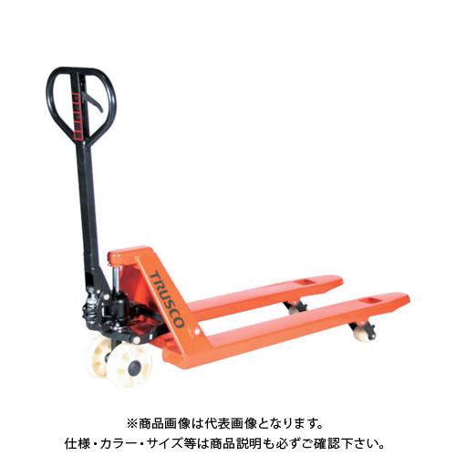 【直送品】 TRUSCO ハンドパレットトラック 1t用 L1050XW530 THP-10-510N