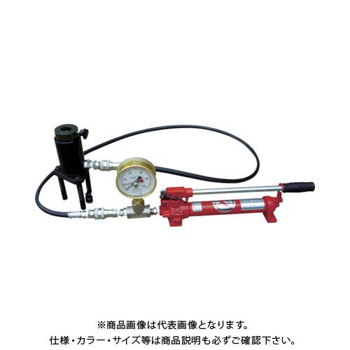 【直送品】 TRUST 油圧式アンカー引張試験機 TI-10