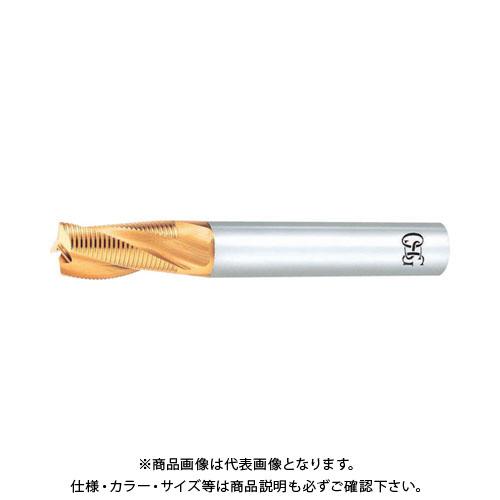 OSG ハイスエンドミル 71390 TIN-LS-RESF-40