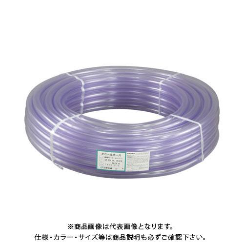 【運賃見積り】【直送品】サンヨー 透明ホース25×30 50mカセ巻 TM-2530K50T