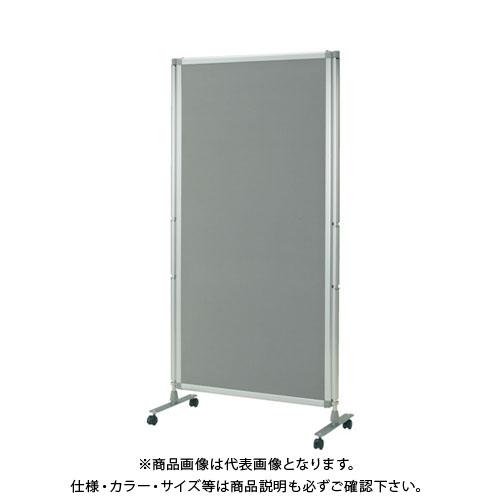 【直送品】 TRUSCO レイアウトパネル 単体型 1200XH1800 キャスター式 TLP-1218C