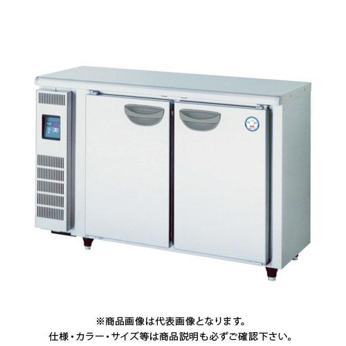 【直送品】福島工業 業務用超薄型冷蔵庫 170L TMU-40RE2