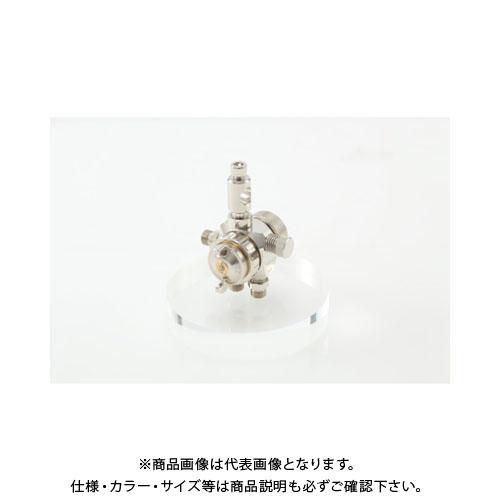 アネスト岩田 液体塗布用自動スプレーガン(小形) ノズル口径Φ1.3 TOF-6B-13