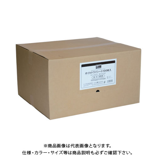 TRUSCO (100枚入) オイルドライシート TODS-3848 380×480 (100枚入) TRUSCO TODS-3848, 布マーケット:86632fbd --- publishingfarm.com