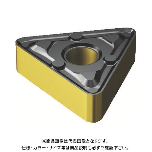 サンドビック T-MAXPチップ COAT 10個 TNMX 16 04 08-WM:4325