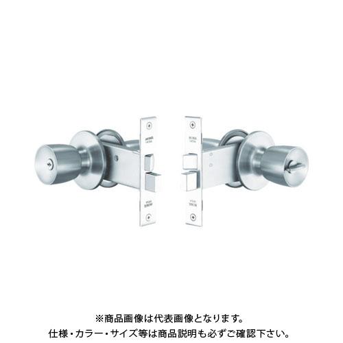 MIWA 本締付モノロック(狭框アルミ扉用) TR145HMD-1