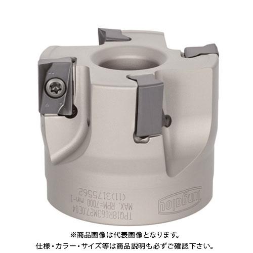 タンガロイ TAC正面フライス TPQ18R100M31.7-06