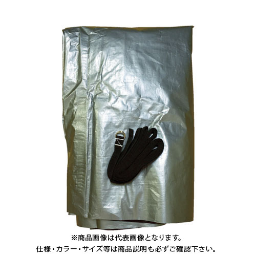 TRUSCO 高耐候性UVパレットカバー1500X1500XH1300#3400 TPUV-15A