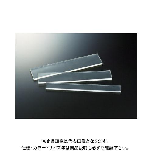 TRUSCO 耐震・防振・防音Gマット10本入 30×200mm 透明 10枚入 TR-GM3210-TM